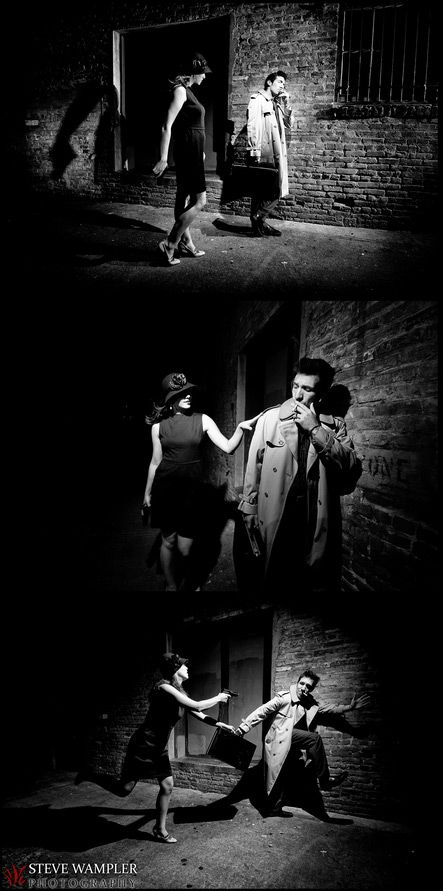Mugged in showcase of film noir photography film noir photographyblack white