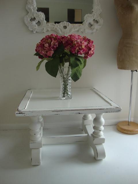 Paint Me White Coffee Table Decorating Ideas Pinterest