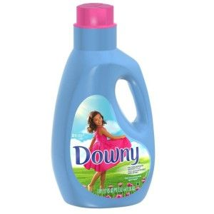 Downy Fabric Softner homemade version
