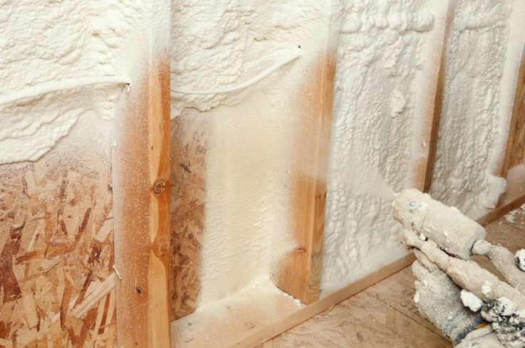 13 Reasons not to use spray foam insulation.