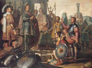 Картины художника Рембрандта ван Рейна