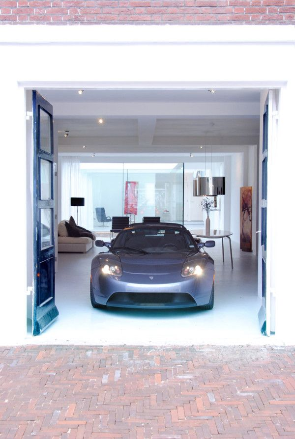 best garages to live in. Studio OxL Turns Carpenter s Workshop into Garage Loft 41 best Dream garages images on Pinterest  Garages house