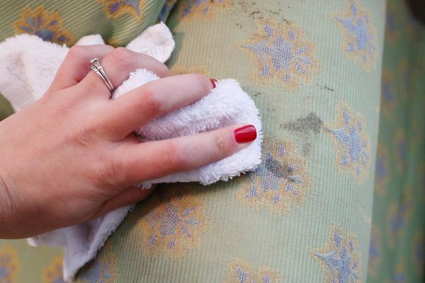 How to Get Ink Pen Stains Out of a Couch (with Pictures) | eHow