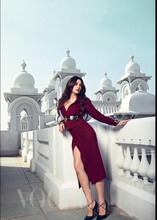 Kareena Kapoor's Vogue cover,