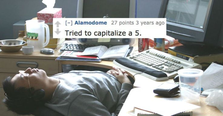 11 Bizarre Stories From Folks Who Were Just Too Tired To Function Like Normal - http://tips4.top/automoto/11-bizarre-stories-from-folks-who-were-just-too-tired-to-function-like-normal/