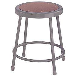 NPS 18-gauge Steel Tube Construction Round Hardboard Seat Stool  sc 1 st  Pinterest & 45 best COOL BAR STOOLu0027S images on Pinterest | Bar stool Stools ... islam-shia.org