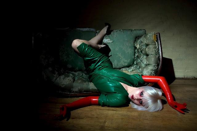 E- Merge Magazine Model Mosh Make Up Celia Curran Joao Carlos Photography