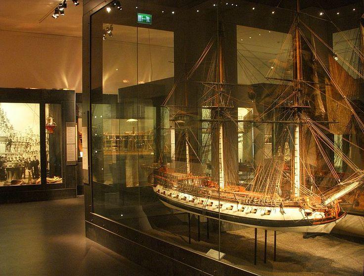 Muzeul Maritim, Stockholm