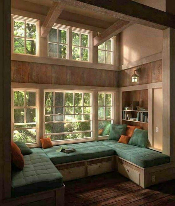 Reading and relaxing space