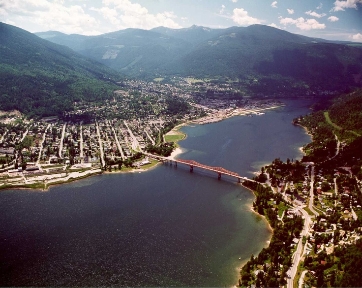 nelson BC- home away from home