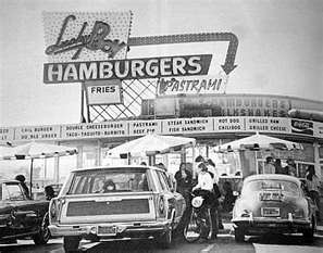 Located in South Gate, California, now a McDonald
