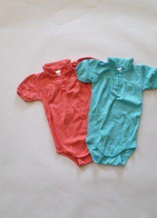 Kaufe meinen Artikel bei #Mamikreisel http://www.mamikreisel.de/kleidung-fur-madchen/sets-and-kleidungspakete/34762024-2-t-shirtbodies-von-impidimpi-in-8692