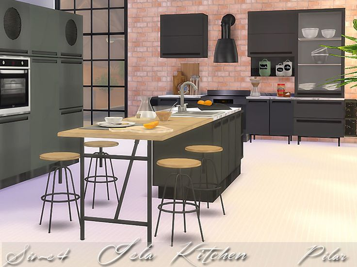 Kitchen Ideas Sims 3 65 best s4 / cuisine images on pinterest | kitchen, kitchen sets
