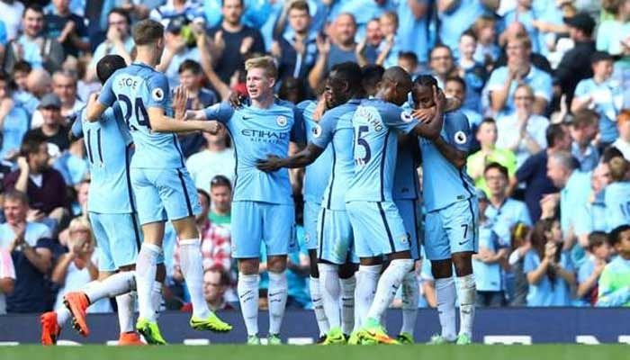 Kalahkan West Brom 3-1, Manchester City Naik Posisi Ketiga