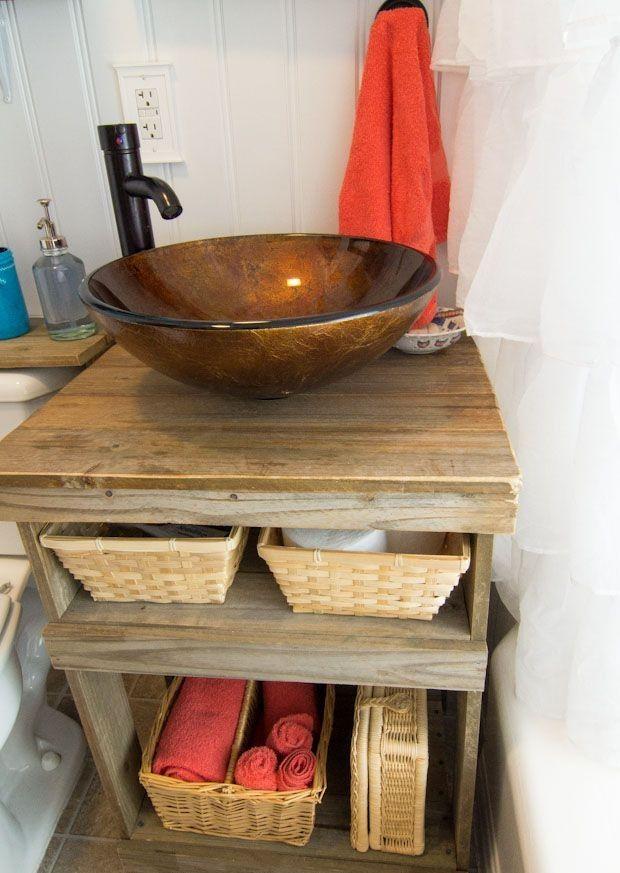 8 DIY Bathroom Organizations For Better Homes 8
