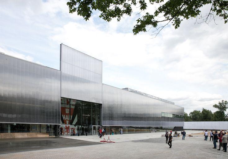 Museum von OMA in Moskau / Koolhaas' Garage - Architektur und Architekten - News / Meldungen / Nachrichten - BauNetz.de