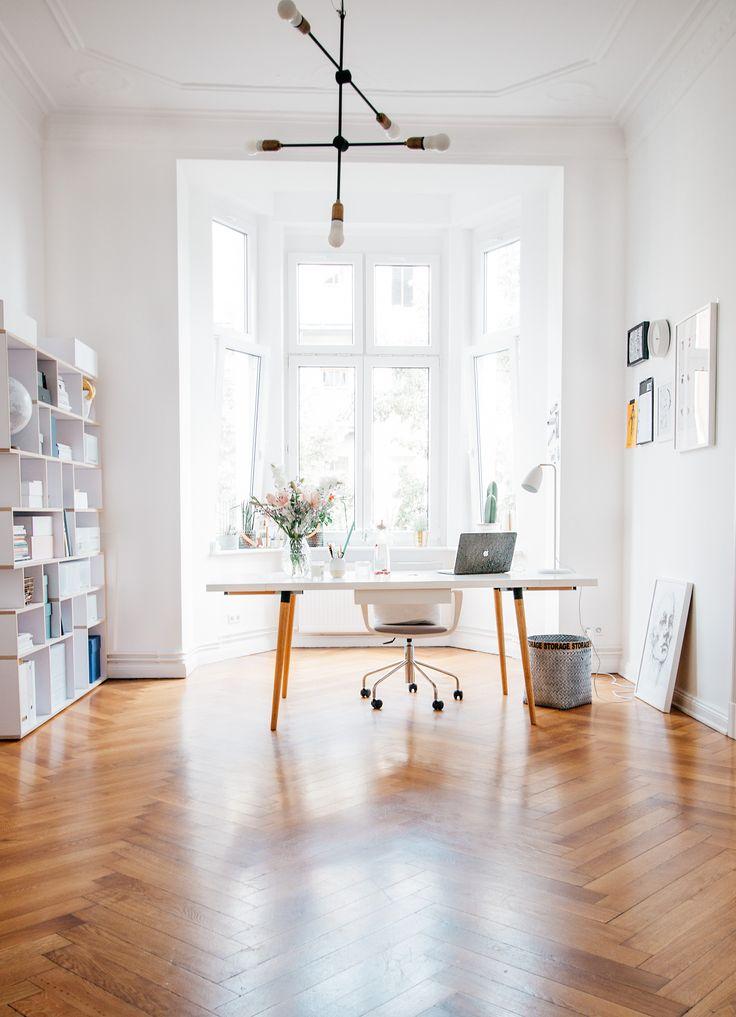 Spacious Home Office | #connox #beunique