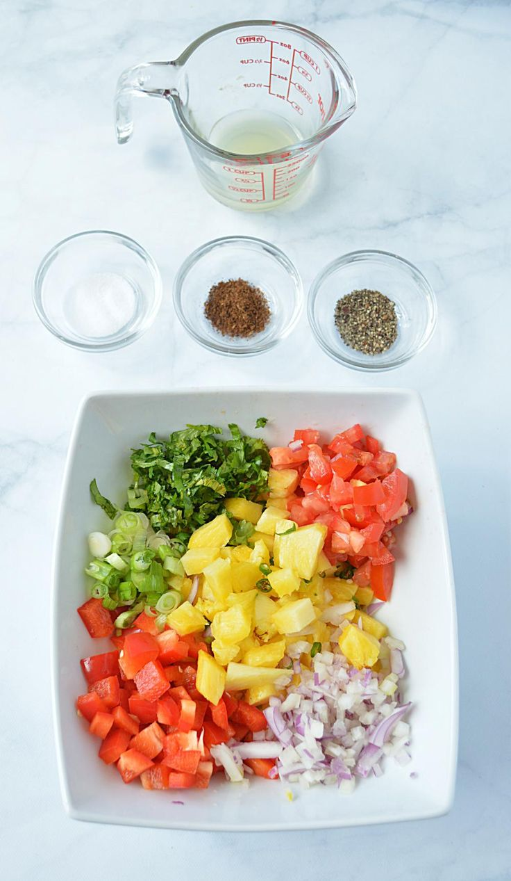 How to make Pineapple Salsa Recipe, step by step Pineapple Salsa Recipe, homemade Fresh Pineapple Salsa, Easy Pineapple Salsa Recipe made from scratch,