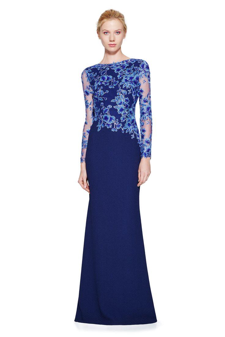 ATH16206LXY sukienka wieczorowa  granatowa#eveningdress #dress #simple #fashion #new #glamour