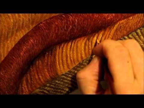 Celebración de Texturas - tela 2 - YouTube