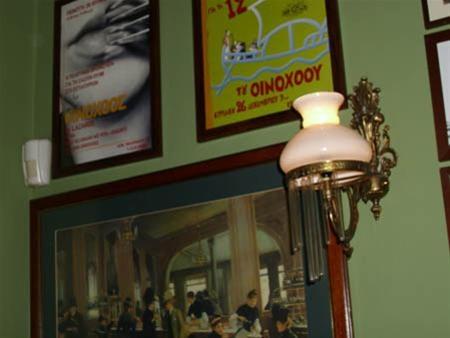 ΟΙΝΟΧΟΟΣ -θεσσαλονικη(κωνσταντινου μελενικου 39) μικρουλι κ πολυ παρειστικο. ομορφο μερος γ φαγητο.παλιες διαφημισεις στους τοιχους κ ενας μαυροπινακας με ολα τ καλα της ημερας! πολυ μεγαλες μεριδες κ πραγματικα συμφερουσες τιμες! γ καποιον λογο το προτιμω για τα μεσημερια του χειμωνα! δοκιμασμενα κ πραγματικα νοστιμα:κοτοπουλο με δαμασκινα κ συκα κ κοτοπουλο με βασιλικο,χαλουμι κ ντοματα!