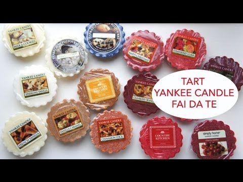 Tart Yankee Candle Fai da Te (candele profumate)