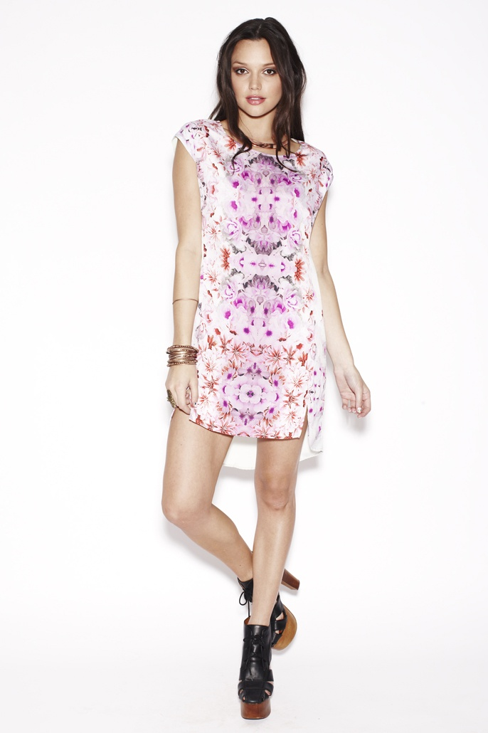 Floral Mirage Dress $79.95