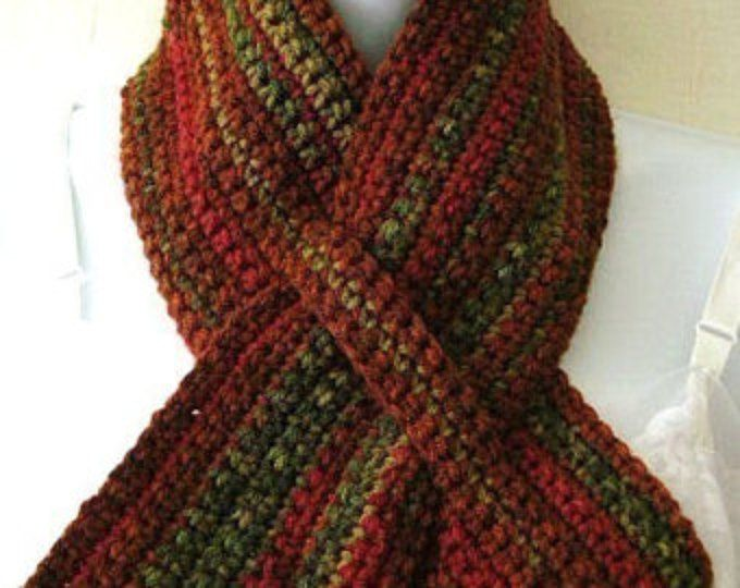 Cozy Neckwarmer Crochet Pattern PDF EASY - permission to sell what you make on all my patterns