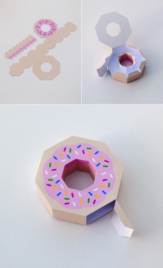 Souvent 45 best Paper Toys images on Pinterest | Paper toys, DIY and Paper  OI89
