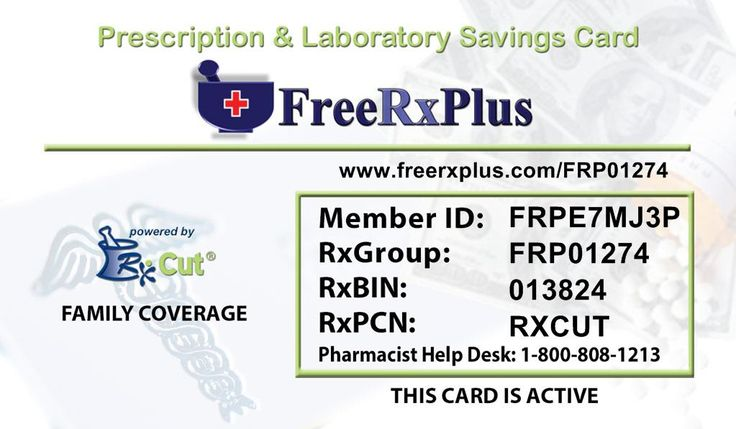 Prescriptions can be a major household expense. Our new Prescription Savings Card helps you save on brand name and generic medications with average savings of 46% AND the potential to save up to 75%!* That's some serious cash back in your pocket!  The Prescription Savings Card is complimentary get your FREE card at: http://www.freerxhelpmo-il.com  Valid at: Walmart, walgreens, CVS, Shop & Save and 54,000 pharmacy locations nationwide