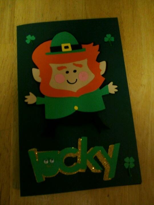 St Patricks Day Wreath Tulle