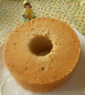 「【クルミ】味噌Miso米粉シフォンケーキ」まるる | お菓子・パンのレシピや作り方【corecle*コレクル】
