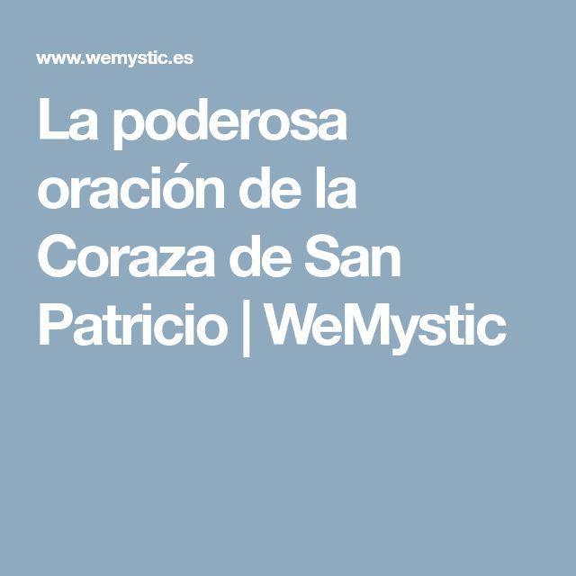 La poderosa oración de la Coraza de San Patricio | WeMystic