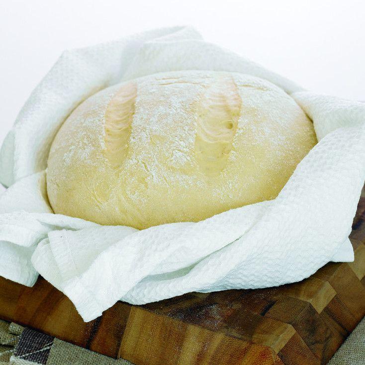 Receita Massa lêveda - pão caseiro por Equipa Bimby - Categoria da receita Massas lêvedas