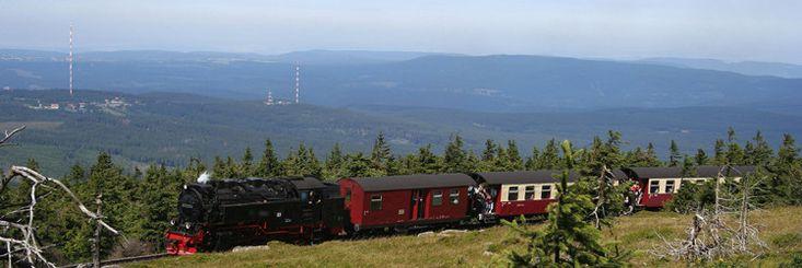 Brockenbahn - Harzer Schmalspurbahnen