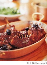 Braised Rabbit by Tom Colicchio