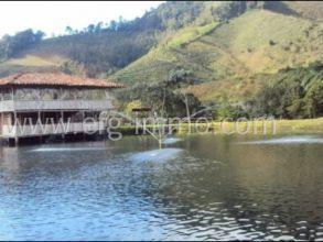 Fischfarm Forellenzucht in Kolumbien zu verkaufen