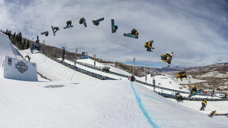 Mark McMorris • 21 years old • Five Games gold medals • 2015 #ESPYS nominee » http://xgam.es/1Iyu1dr