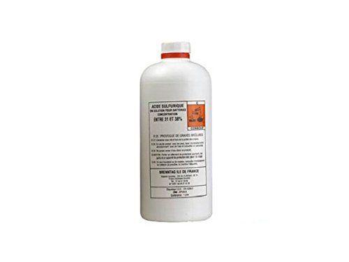 Acide de batterie – 1 Litre: Acide sulfurique pour batterie en flacon de 1 litre Cet article Acide de batterie – 1 Litre est apparu en…