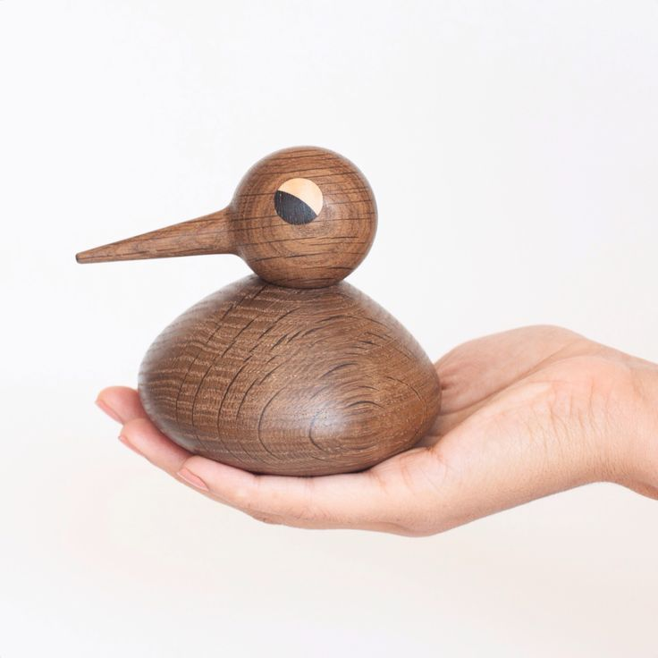 Its more than a seal of quality. It's an obsession with perfection. Bird by Kristian Vedel #bird #KristianVedel #wood #handmade #perfection #DanishDesign #NordicDesign #design #decor #interior
