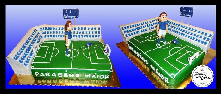 Belenenses cake