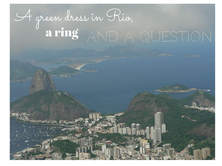 This one time, in Rio...