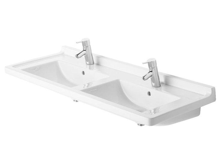 Image Plan Vasque De Caro Du Tableau Salle De Bain Lavabos Doubles Meuble Lavabo