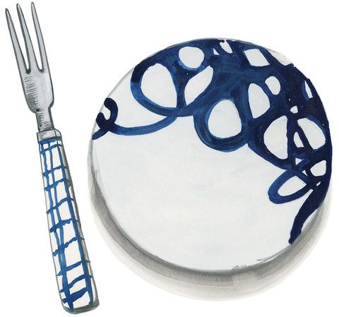 Perfect Pairing | Dining a la Carte With Paola Navone and Crate and Barrel - NYTimes.com