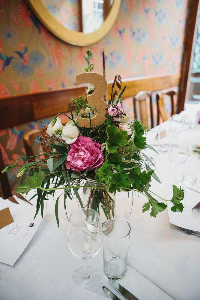 Casual & Stress-Free London Pub Wedding