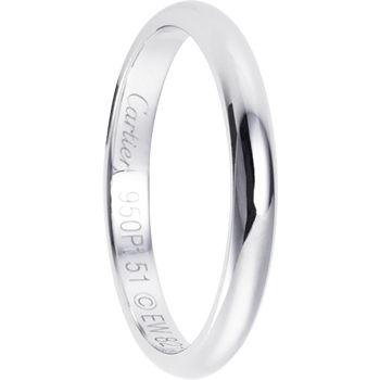 ウェディング リング - Cartier(カルティエ)の結婚指輪(マリッジリング)
