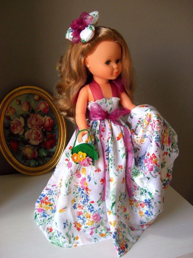 Vestido exclusivo para Nancy. Creado por Petits Vestits. | Juguetes, Muñecas y accesorios, Muñecas modelo y accesorios | eBay!