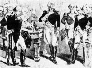 George Washington's Egg Nog Recipe on http://wanderlustandlipstick.com/blogs/wanderlushdiary
