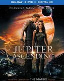 Jupiter Ascending [2 Discs] [Includes Digital Copy] [Blu-ray/DVD] [Eng/Fre/Spa] [2015]