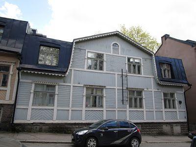 Matkojeni blogi: Pihakirppikset Puu-Vallilassa 16.5.